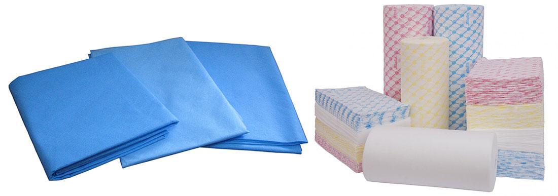Простыни и салфетки одноразовые: гигиена и комфорт
