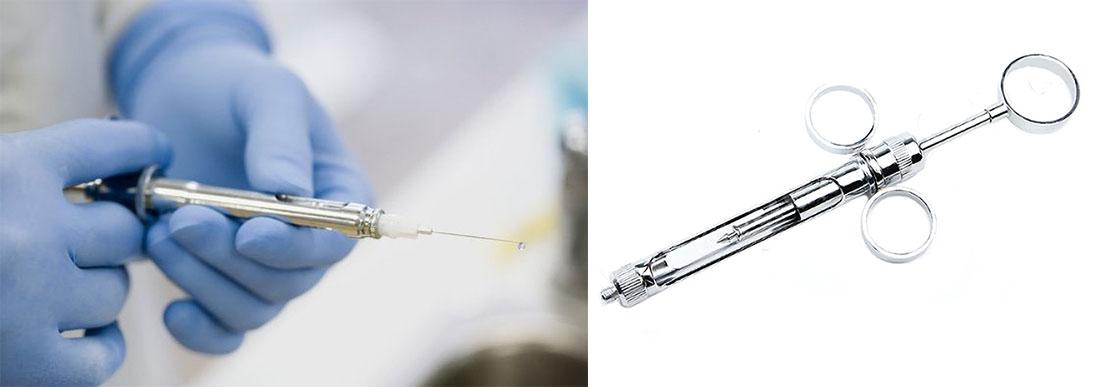 Шприцы карпульные стоматологические