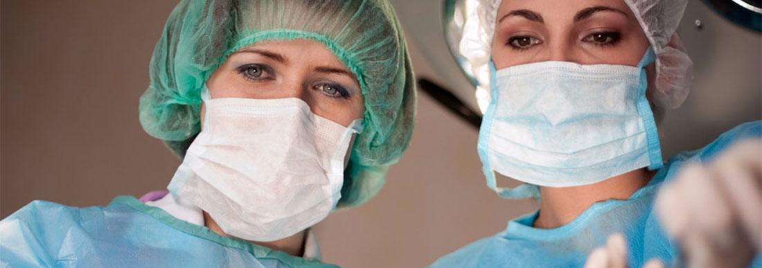 Маски медицинские одноразовые защитные